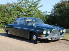 1964 Jaguar MKX 3.8 Automatic