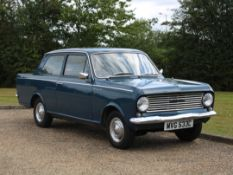 1965 Vauxhall Viva HA Deluxe