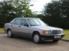 1989 Mercedes 190E 2.0 Auto