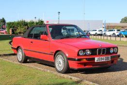 1992 BMW E30 318i Convertible