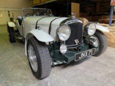 1949 Bentley MK6 Padgett Special