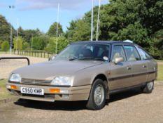 1986 Citroën CX 25 Prestige Auto
