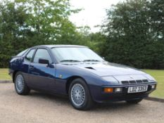 1982 Porsche 924 Turbo One owner from new