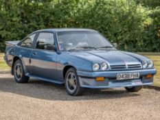 1987 Opel Manta Exclusive 25,170 miles from new