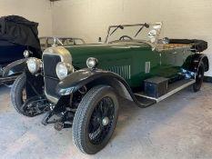 1925 Sunbeam 20/60HP Tourer