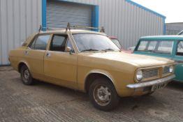 1974 Morris Marina 1.3 SDL