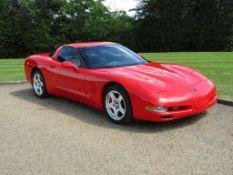 1997 Chevrolet Corvette 5.7 V8 C5 Auto LHD