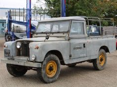 """1959 Land Rover 109 Series II Pick-up"""""""