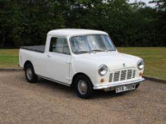 1980 Austin Morris Mini 998 Pick-Up