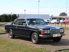 1983 Mercedes C123 230 CE