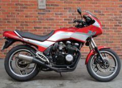 1992 Yamaha XJ600