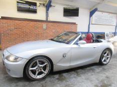 08 08 BMW Z4 2.0I Sport