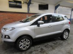 15 15 Ford Ecosport Zetec TDCI