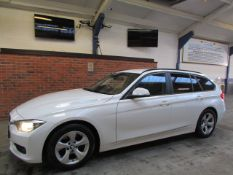 14 14 BMW 320d Efficientdynamics