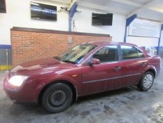 02 02 Ford Mondeo LX