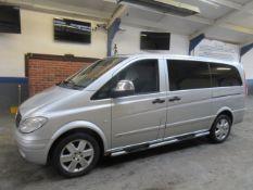 08 08 Mercedes Vito 120 Sport CDI A