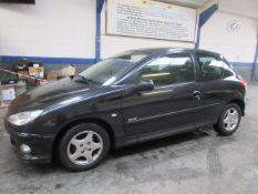 06 06 Peugeot 206 Verve