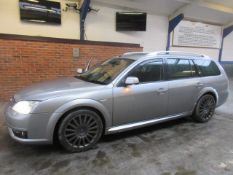 56 06 Ford Mondeo ST TDCI