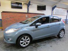09 09 Ford Fiesta Titanium 90