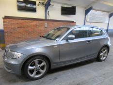 60 11 BMW 118D Sport