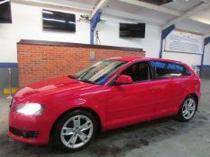 59 09 Audi A3 Sport TDI