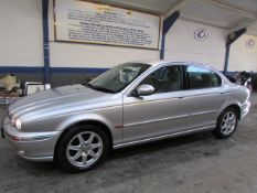 02 02 Jaguar X Type