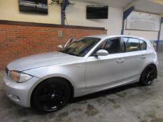 08 08 BMW 123d M Sport