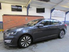 12 12 Kia Optima 2 Luxe CRDI