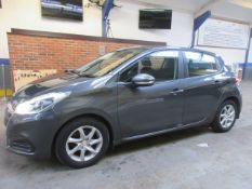 65 16 Peugeot 208 Active Blue HDI