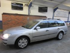 54 04 Ford Mondeo LX TDCI