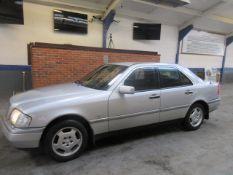 1997 Mercedes C180 Elegance Auto