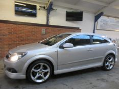 08 08 Vauxhall Astra SRI+
