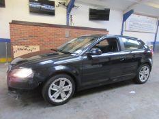 59 09 Audi A3 Sport TFSI