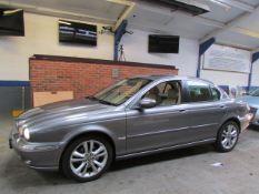 56 07 Jaguar X-Type SE D