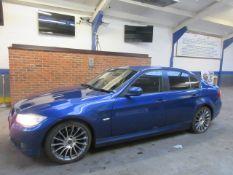 60 11 BMW 320 Efficient Dyn