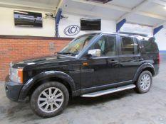 58 09 L/Rover Discovery TDV6 SE