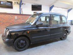 54 04 London Taxi Int TXII Bronze