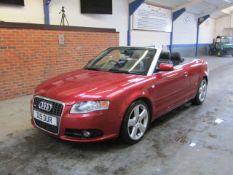 07 07 Audi A4 S Line TDI 140