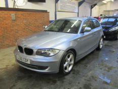 60 10 BMW 116D SE