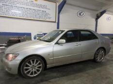 05 05 Lexus IS200 SE
