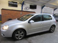 56 06 VW Golf TDI Sport