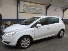 5dr Vauxhall Corsa Excite CDTI