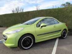 07 07 Peugeot 207 GT Turbo CC