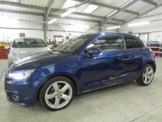 11 11 Audi A1 Sport TDI