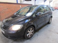 07 07 VW Golf Plus SE TDI