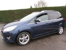 63 13 Ford Grand C-Max Titanium X T
