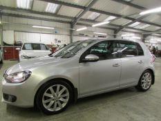 60 10 VW Golf GT TDI 140