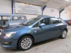 14 14 Vauxhall Astra Energy
