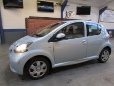 06 06 Toyota Aygo + VVT-I