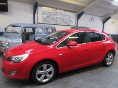 61 11 Vauxhall Astra SRI CDTI